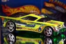 2002 Hot Wheels Planet Hot Wheels.com Chemical energy car Nomadder What lime