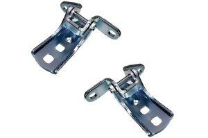 Door Hinge Lower Upper Set of 2 fits Buick Chevrolet