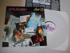 LP Rock Ihre Kinder - Live '82 (9 Song) MIKULSKI / OHR TODAY +Insert