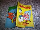 TOPOLINO LIBRETTO N.158 ORIGINALE MONDADORI DISNEY 1957 OTTIMO CON BOLLINO