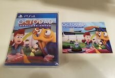 Octodad PS4 Playstation 4 Limited Run Games W/Protective Case and Cards NEW