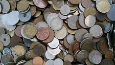 500 Foreign Coin Lot World Money Collection for Collectors