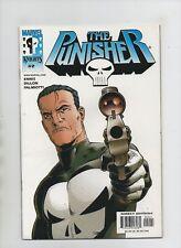 Punisher #2 - Steve Dillon Cover - Marvel Knights - (Grade 9.2) 2000