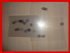 PLEXIGLASS 15 LASTRE, transparente, VETRO SINTETICO, CM13X18, SPESSORE 1 MMcirca