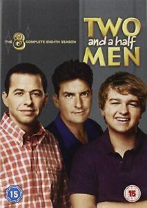 Two and a Half Men - Season 8 [DVD] [2011][Region 2]