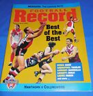 1996 Round 14 AFL Football Footy Record Hawthorn V Collingwood MINT 56 Page