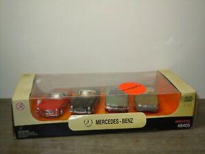 Mercedes SL Giftset - Newray 1:43 in Box *48507