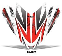 Sled Hood Graphics Kit Decal Sticker Wrap For Arctic Cat M Series M7 M8 SLASH R