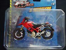 Maisto Ducati Hypermotard Red 1/18 Motorcycle Bike