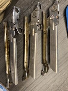 Vaughan's Master Opener, USA PAT. NO. 177.041 can open tool vintage 3 Total