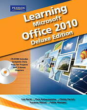 NEW Learning Microsoft Office 2010 Deluxe, Student Edition -- CTE/School