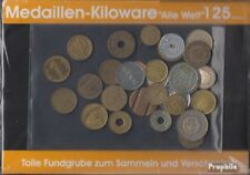 Alle Welt 125 Gramm Medaillenkiloware