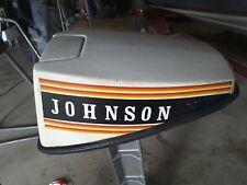 Evinrude Johnson 9.9  15 hp motor cover