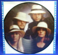 LP ABBA - THE BEST OF // DENMARK PICTURE DISC LIMITED EDITION PD 85/NCB