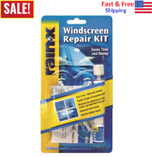 Car Windshield Repair Kit Automotive Glass Nano Repair Fluid Windshield