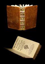[ELSEVIER / ELZEVIER CHARLES IV] Mémoires du Marquis de Beauvau. 1688.