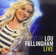 LOU FELLINGHAM The Best Of.. Live 2012 30-track 2-CD NEW/UNPLAYED