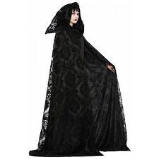 Midnight Cloak Costume Halloween Fancy Dress