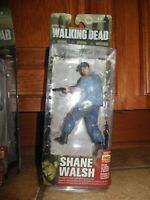 6 PC LOT OF THE WALKING DEAD FIGURINES SERIES 2