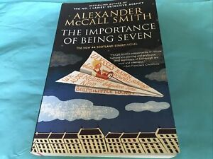 The Importance of Being Seven - Paperback - Ex-Library Copy, Fast Free Shipping