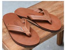 cbe27f1a22fb Rainbow Sandals 301ALTS Classic Tan Single Layer Flip Flop Mens sizes  S-XXXL!