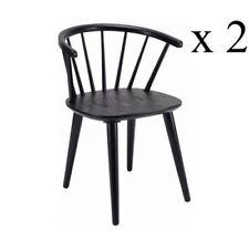 Oak Dining Room Scandinavian Chairs