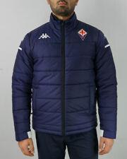 Fiorentina Kappa Daunenjacke Padded Winterjacke Jacket 2020 HERREN Blau