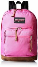 JanSport Womens Classic Specialty Right Pack Backpack - Lipstick Kiss / 18H x 13