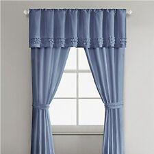 Sidney Window Valance in Blue