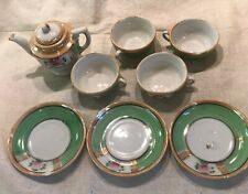 VINTAGE Miniature Tea Set Made In Japan