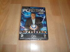PCFUTBOL PC FUTBOL 2005 DE ON GAMES PARA PC EN CAJA FINA NUEVO PRECINTADO