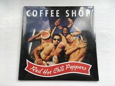 Red Hot Chili Peppers Coffee Shop CD Single Rare New Sealed One Hot Minute Live