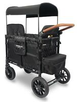 Wonderfold Wagon W2S 2.0 Premium Push 2 Seat Double Stroller Elite Black Camo