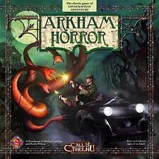 Arkham Horror, Gioco da Tavolo Cooperativo, Nuovo Italiano (Richiamo di Cthulhu)
