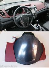 Genuine RED CLUSTER Fascia Dashboard Cover For KIA FORTE KOUP Cerato 2009-2013