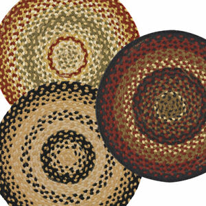 Cotton Braided Placemats (Set of 4)