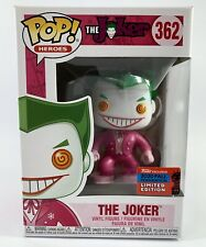 THE JOKER Pink Funko Pop Vinyl Heros Limited Edition NYCC 2020 #362 - IN HAND