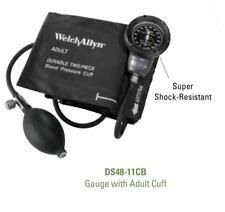 Welch Allyn Sphygmomanometer Platinum Series Ds48a Pocket Aneroids