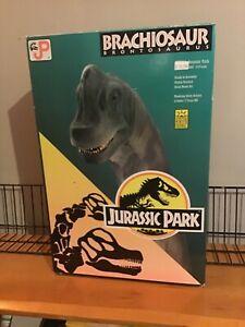 1992 Horizon Jurassic Park Brachiosaur 1/19 Scale Vinyl Kit OOP