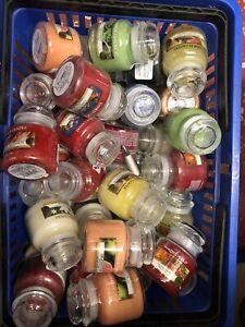 Yankee Candle 5 Small Jars Selected At Random