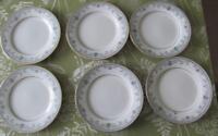 Noritake Chatswood Plates 8 inch Set of 6   £16.99 ( Post Free UK)