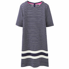 Joules Cotton Short Sleeve Dresses for Women