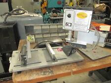 """Roto/Trim 272 Lead Trimmer 12""""W Max Board Cap 120V 1Ph For Parts Or Rebuild"""