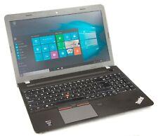 "Lenovo ThinkPad E550 i5-5200u 8GB RAM 256GB SSD 15,6"" FullHD IPS UK Keyboard"