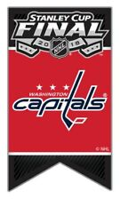 Official 2018 NHL Stanley Cup Final Finals Pin Washington Capitals