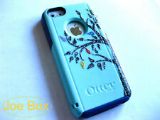 Custom Otterbox Commuter iphone 5C Case Sparkly Tree