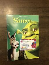 Shrek Dvd with Slipcover Factory Sealed New