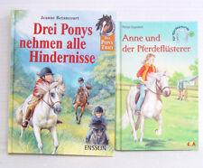 Anne und der Pferdeflüsterer / Drei Ponys nehmen alle Hindernisse