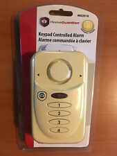 HOME GUARDIAN KEYPAD CONTROLLED ALARM 4902018