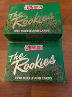 1991 Donruss Rookies Box set Baseball Card